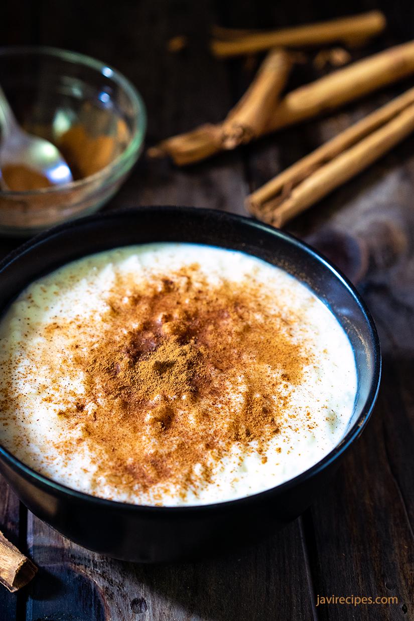Arroz Con Leche 🥄 The Authentic Spanish Recipe By Javi Recipes